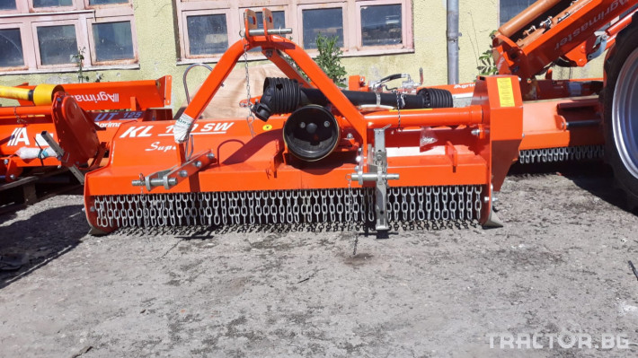 Мулчери AGRIMASTER KL 160 шредер 0 - Трактор БГ