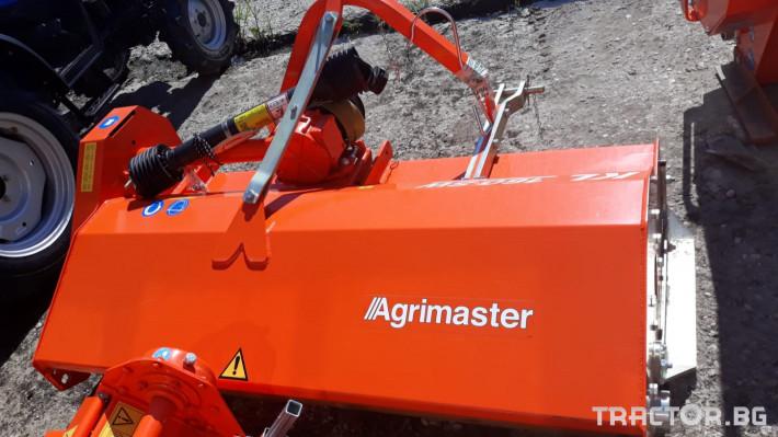 Мулчери AGRIMASTER KL 160 шредер 2 - Трактор БГ