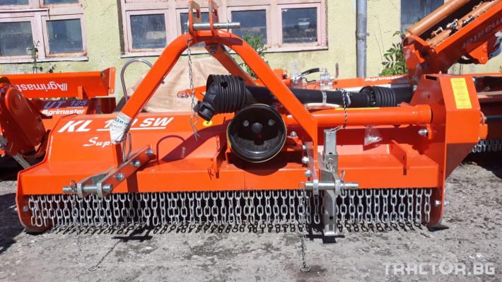 Мулчери AGRIMASTER KL 160 шредер 3 - Трактор БГ