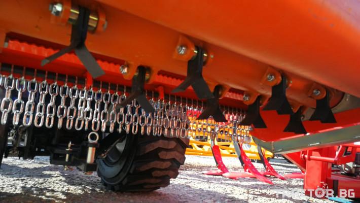 Мулчери AGRIMASTER KL 160 шредер 11 - Трактор БГ