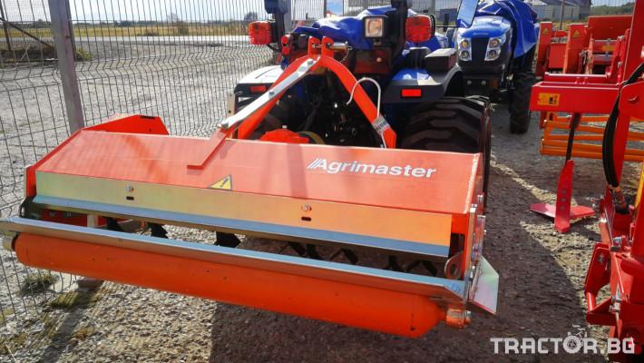 Мулчери AGRIMASTER KL 160 шредер 14 - Трактор БГ