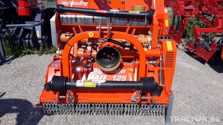 Мулчери AGRIMASTER WL125 шредер 0 - Трактор БГ