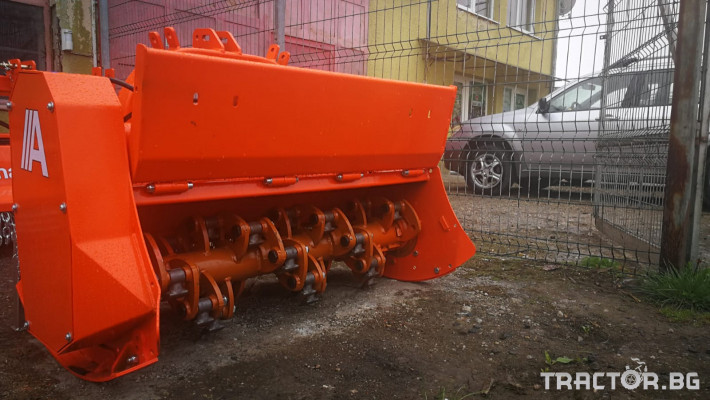 Мулчери AGRIMASTER WL125 шредер 1 - Трактор БГ