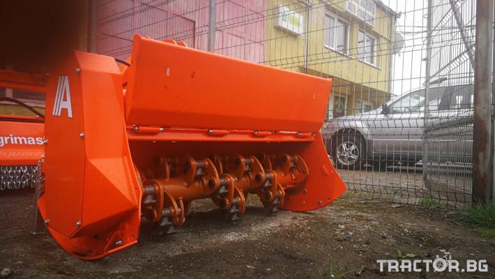Мулчери AGRIMASTER WL125 шредер 2 - Трактор БГ