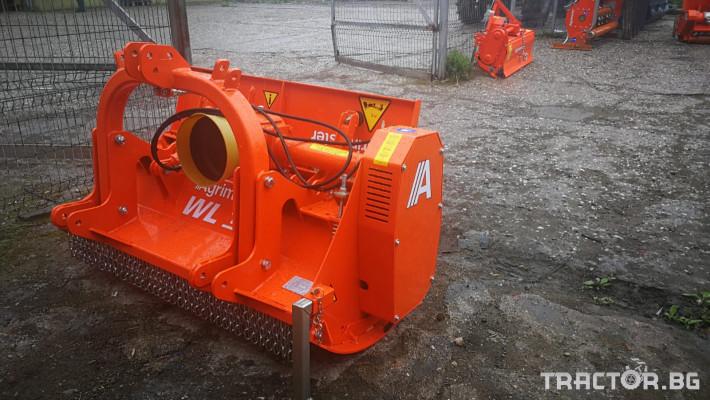 Мулчери AGRIMASTER WL125 шредер 6 - Трактор БГ