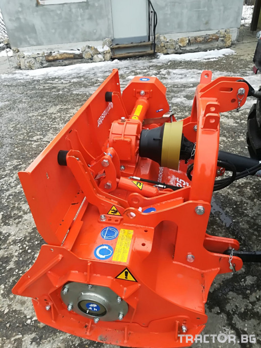 Мулчери AGRIMASTER WL125 шредер 8 - Трактор БГ