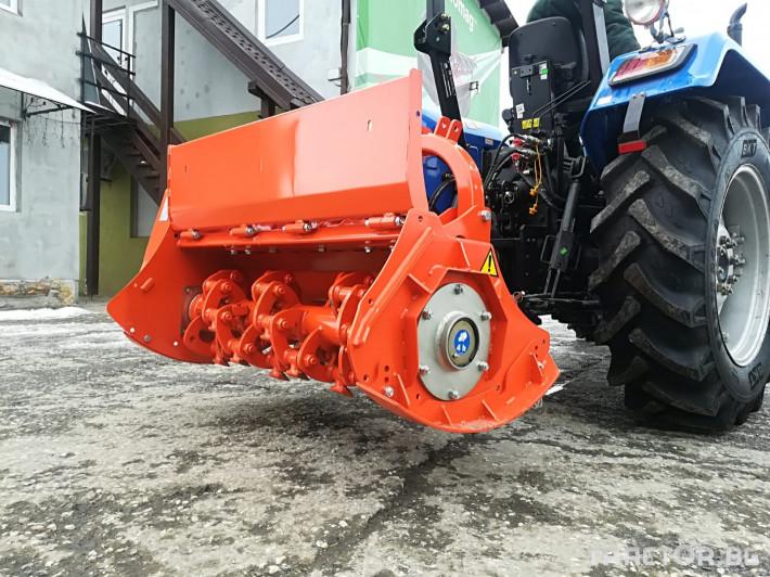 Мулчери AGRIMASTER WL125 шредер 9 - Трактор БГ