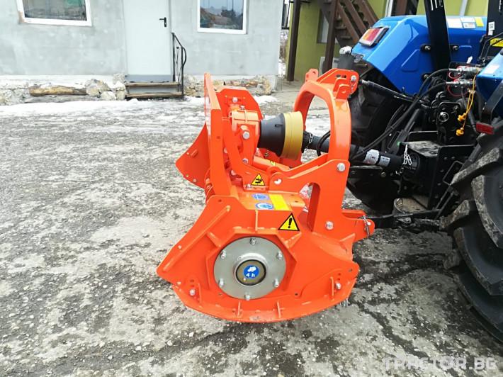 Мулчери AGRIMASTER WL125 шредер 11 - Трактор БГ