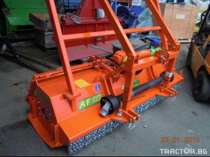 Мулчери AGRIMASTER AF 230 шредер 1 - Трактор БГ
