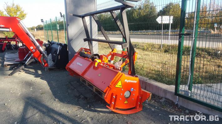 Мулчери AGRIMASTER AF 230 шредер 0 - Трактор БГ